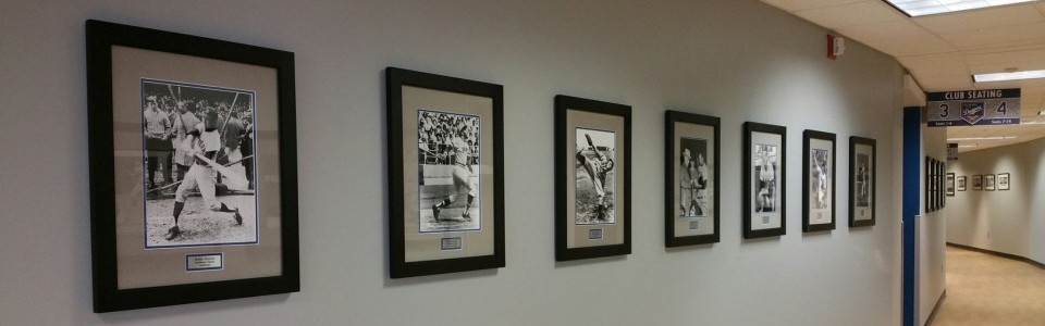 FrameMaster Gallery | Edmond, OK - Custom Installation Project