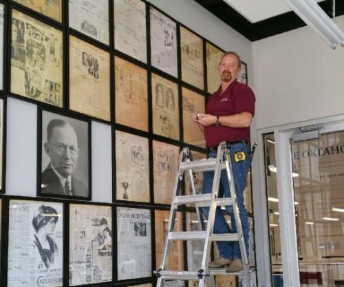 FrameMaster Gallery | Edmond, OK - Owner, Tim Francis
